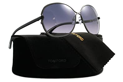 ebfa929daa40 Amazon.com: Tom Ford Sunglasses - Leila / Frame: Gunmetal Lens: Grey  Gradient: Tom Ford: Shoes