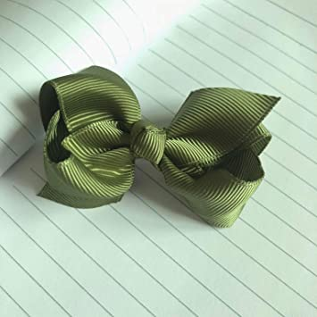 1pc New baby Girls Lovely Hair Bow Alligator Ponytail Clip Bow Shining Hairgrips
