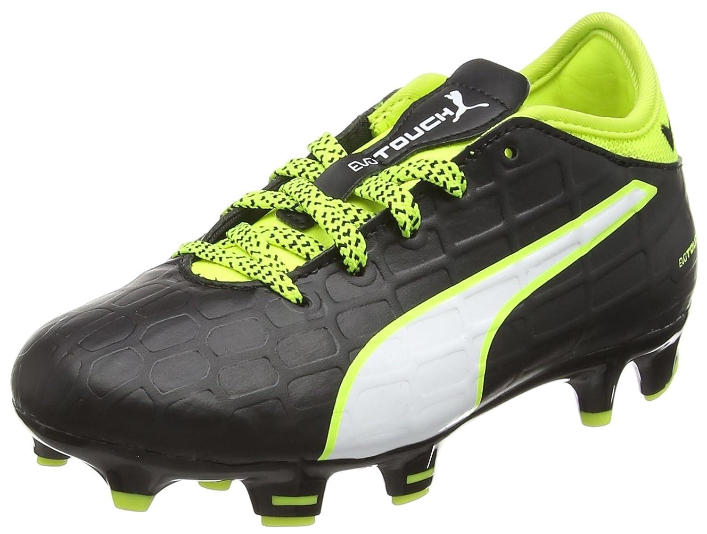 Puma Unisex-Kinder EvoTouch 3 Fg Jr Fußballschuhe