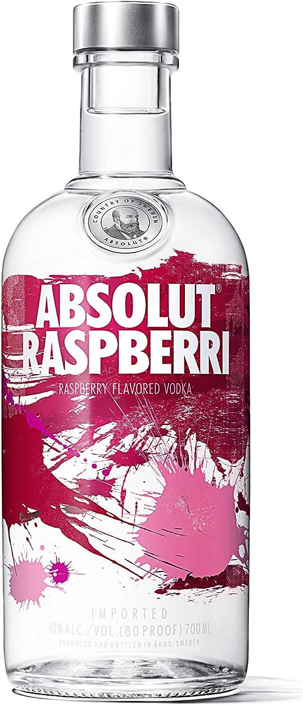 Absolut Raspberri Vodka - 700 ml