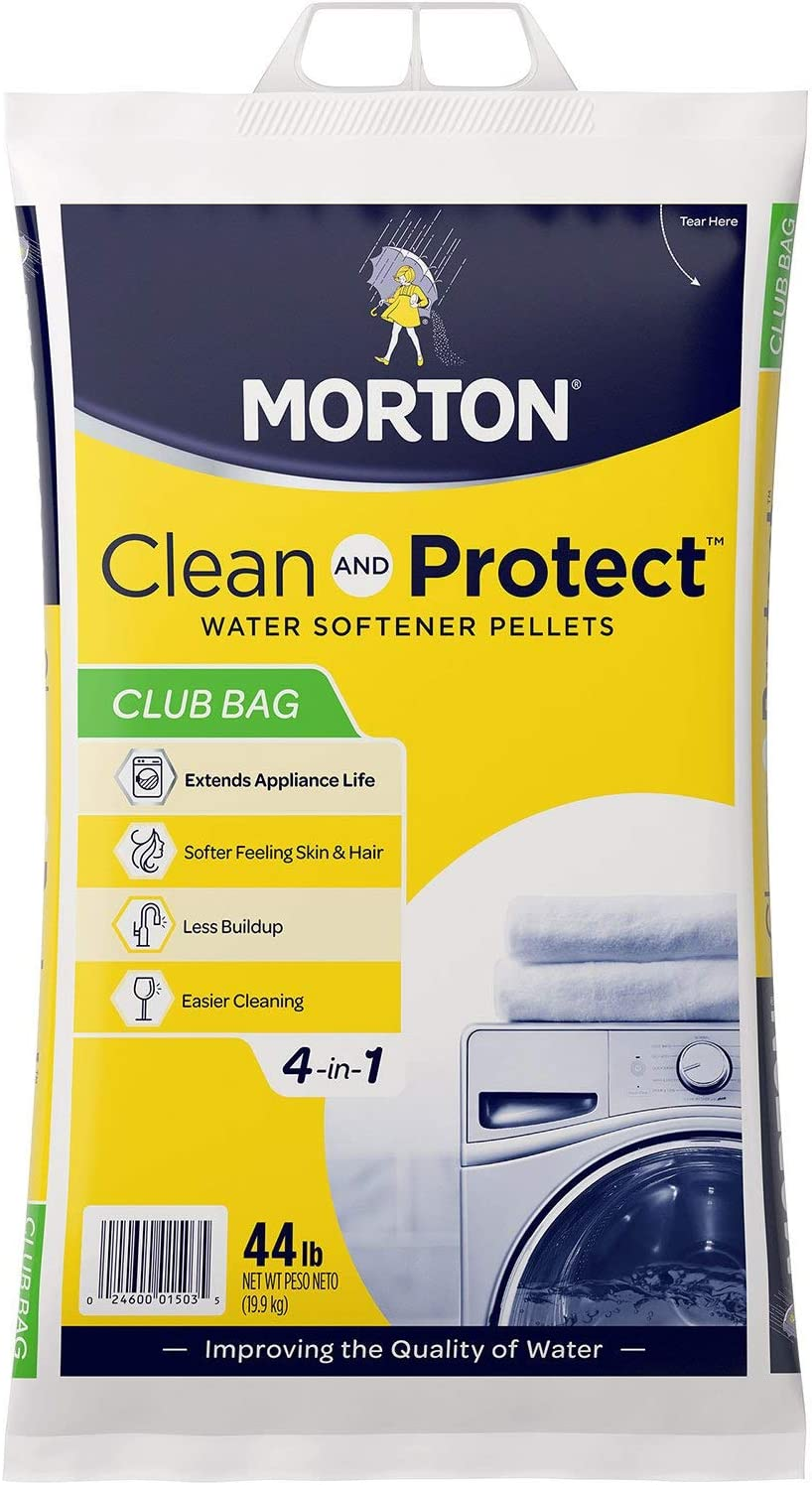 Morton Salt System Saver II Club Bag 44 Pounds