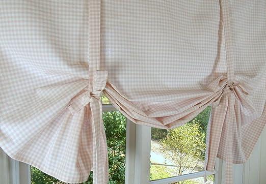LillaBelle Raff Carla - Estor (120 x 110 cm, algodón), diseño de ...