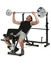 Amazon.com: Olympic Weight Benches - Strength Training