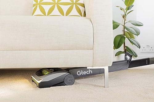 Gtech AirRam MK2 Cordless Vacuum Cleaner, 0.8 L, 22V, Grey Green