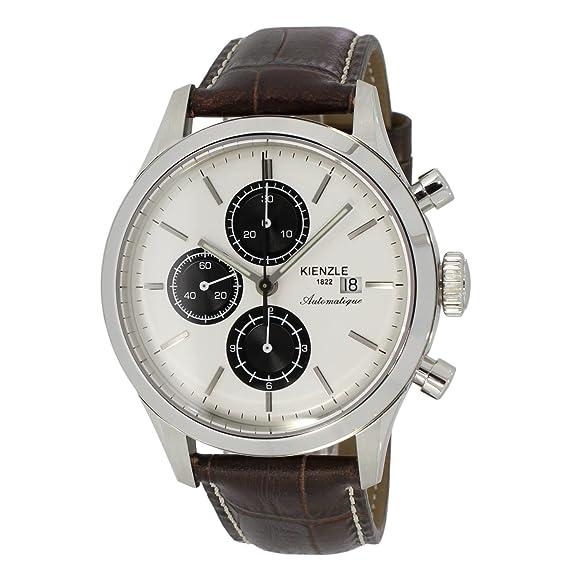 Kienzle 1822 Superia ETA 7750 automático para hombre reloj de pulsera, cronógrafo, fecha,