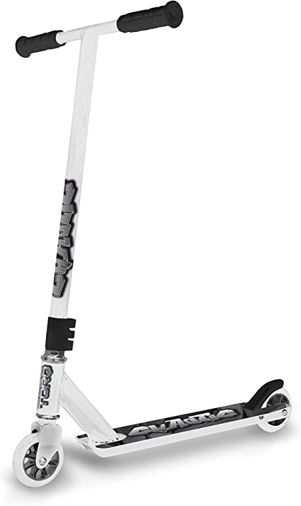Ozbozz sv13811 Torq Chaotic Scooter White /& Black