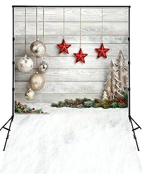 5x7ft150220cm Vinilo Delgada De Fondo La Fotografía Telón De Fondo Navidad Navidad De Fondo De Vinilo Fotografía Xt 4338