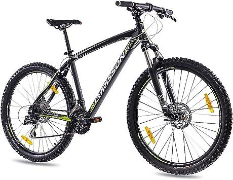 CHRISSON 27,5 Pulgadas Aluminio MTB Mountain Bike Bicicleta 27 ...