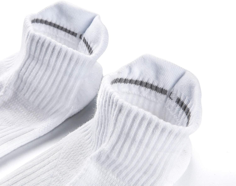 Weekend Peninsula 6 Pares Calcetines Cortos Tobilleros Hombre Mujer Calcetines Deportivos Running Invisibles Bajos Hombre Mujer de Algod/ón