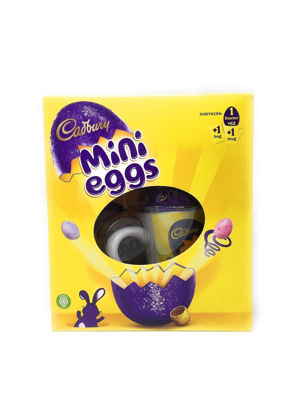 Cadburys Mini Egg Easter Egg 177g mit Cup Limitierte Auflage