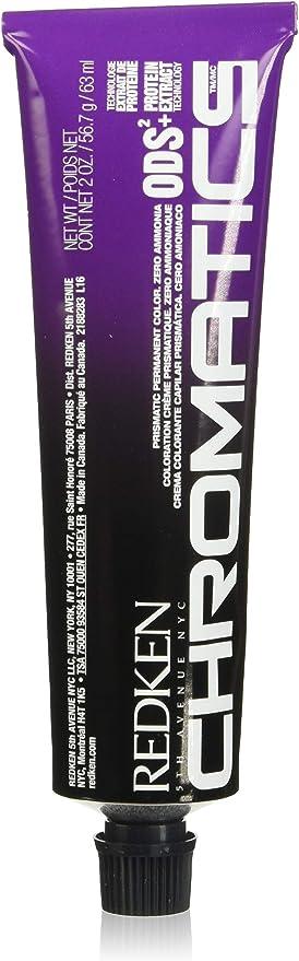Redken Chromatics Prismatic Hair Color No.4.17 Ceniza/Verde ...
