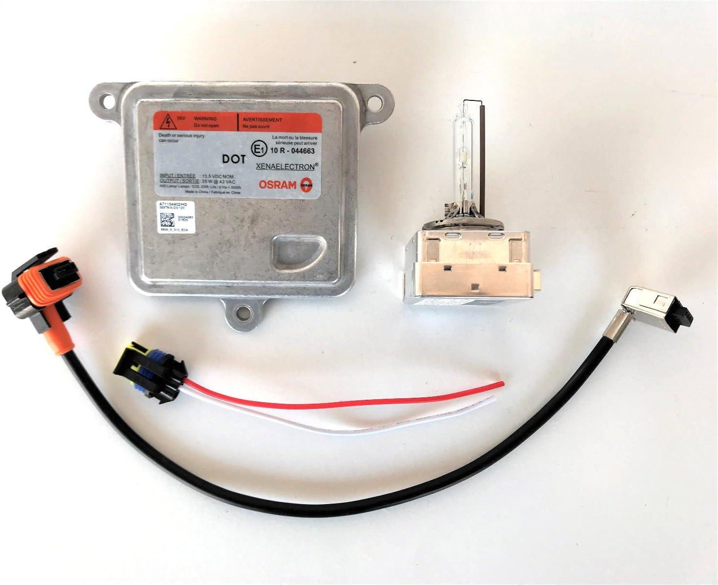 Xenon HID Ballast HID Converter Headlight Conversion Light Ballast Replacement