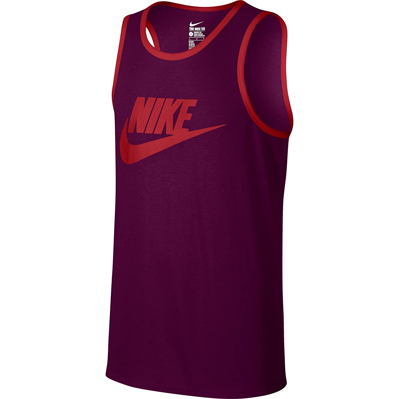 295b43850acc9 Amazon.com  Mens Nike Sportswear Ace Logo Tank  Sports   Outdoors