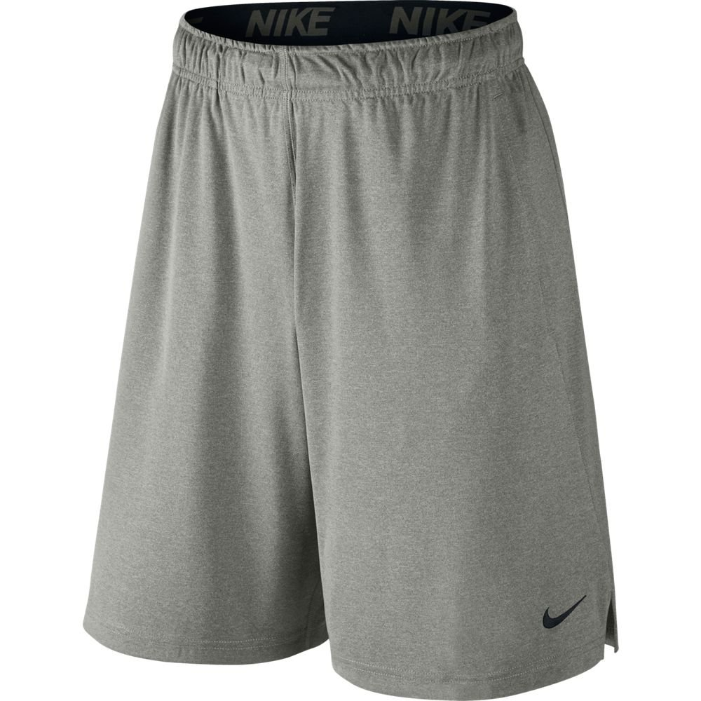 4ea92efb51 Galleon - Nike Men s Fly 9-Inch Shorts - Medium - Dk Grey Heather Black