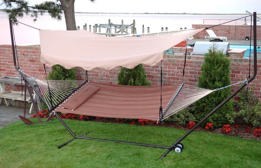 Bliss Hammocks Accessories Steel Canopy Kit (Terracotta)