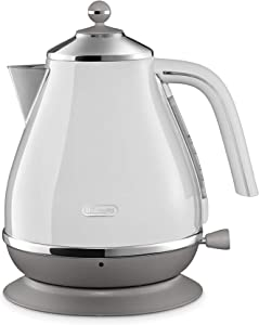 DeLonghi KBOC1200J-W [Electric kettle Icona Capital Sydney White] Japan Import