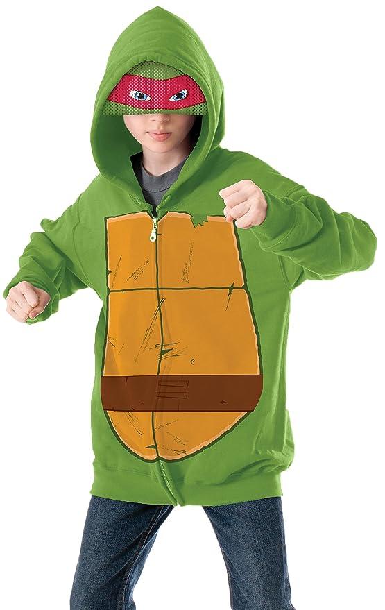 Chaqueta de Raphael Tortugas Ninja para niño: Amazon.es ...