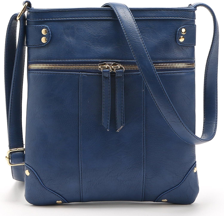 Shoulder Bag Sannea Womens Soft Leather Small Crossbody Purse