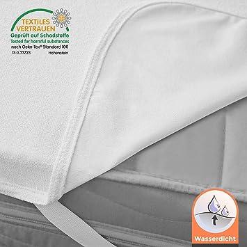Babybett Auflage 70x140cm Betthygiene Kinderbett Spannbettlaken Frottee