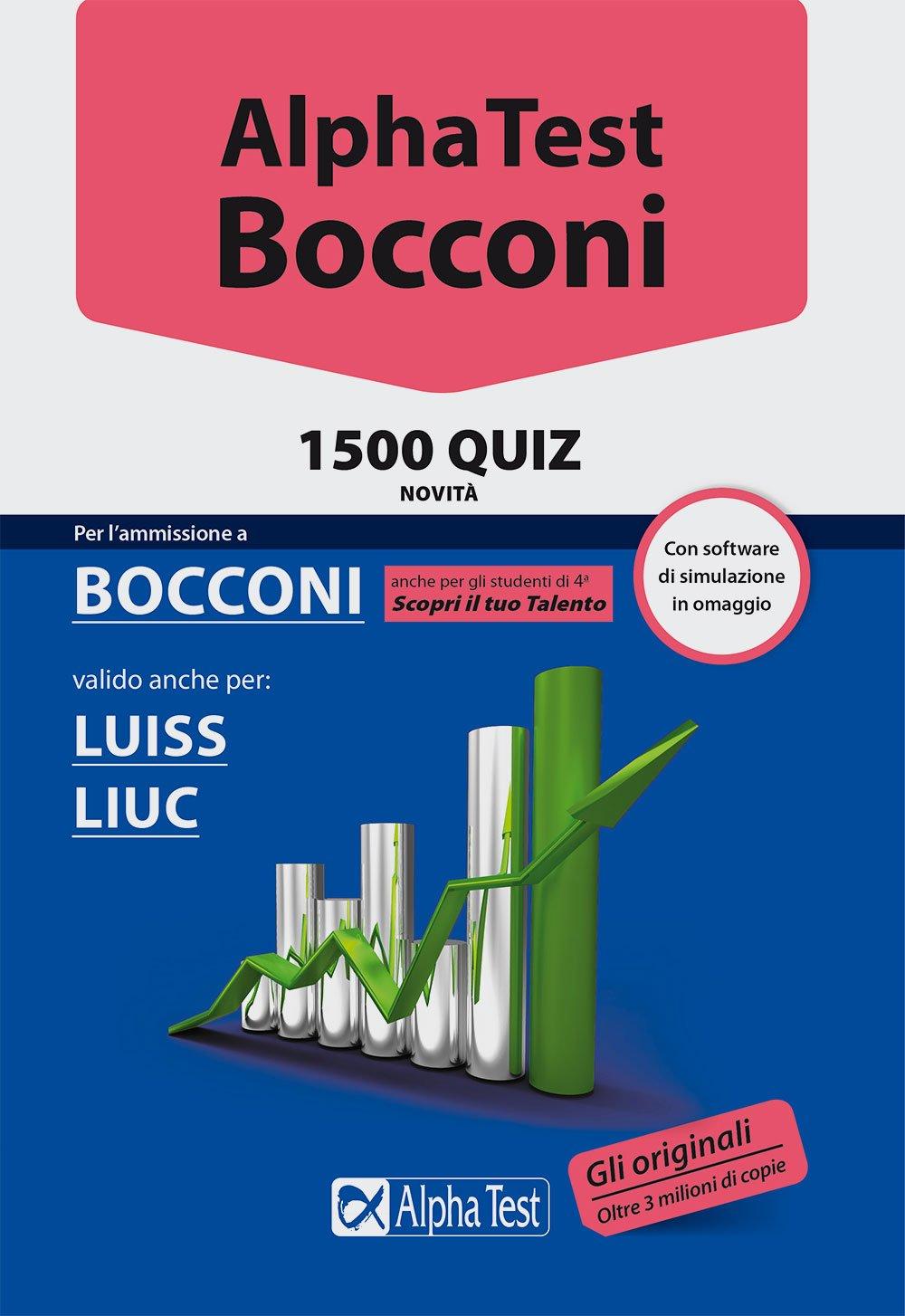 ALPHA TEST Bocconi Luiss Liuc 1500 QUIZ