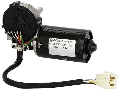 Bosch 390242300 motor para limpiaparabrisas: BOSCH: Amazon.es: Coche ...