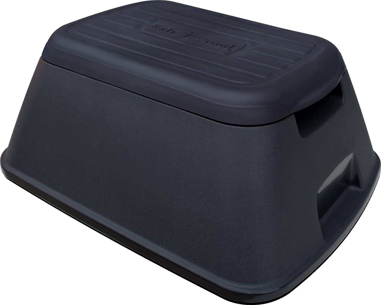 Fantastic Lifesmart 8 Portable Step Stool Slip Resistant Safe T Stool And Tote W Handles Machost Co Dining Chair Design Ideas Machostcouk