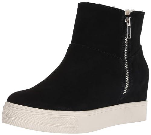 042519374b1e Steve Madden Women s Wanda Sneaker  Amazon.co.uk  Shoes   Bags