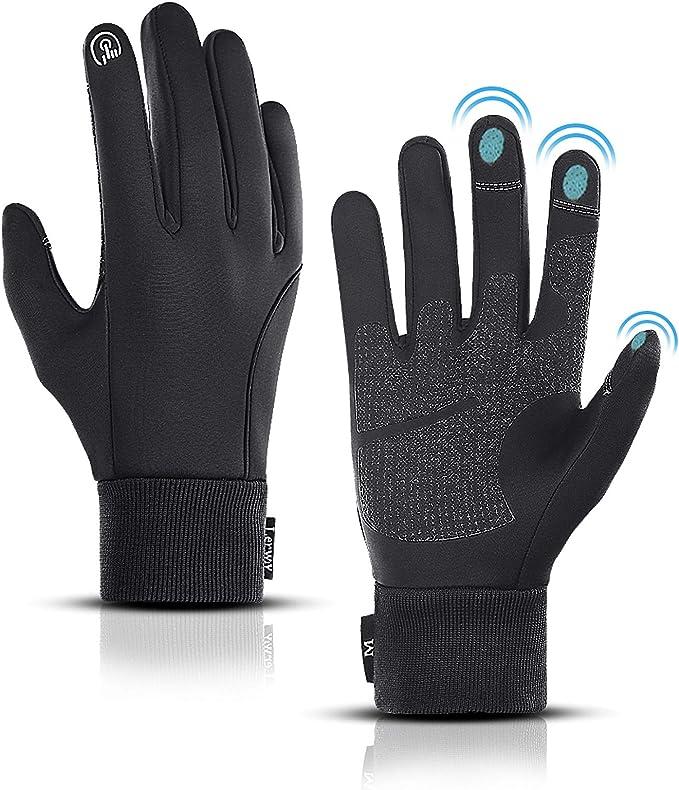 LERWAY Winter Warm Touchscreen Traveling Gloves