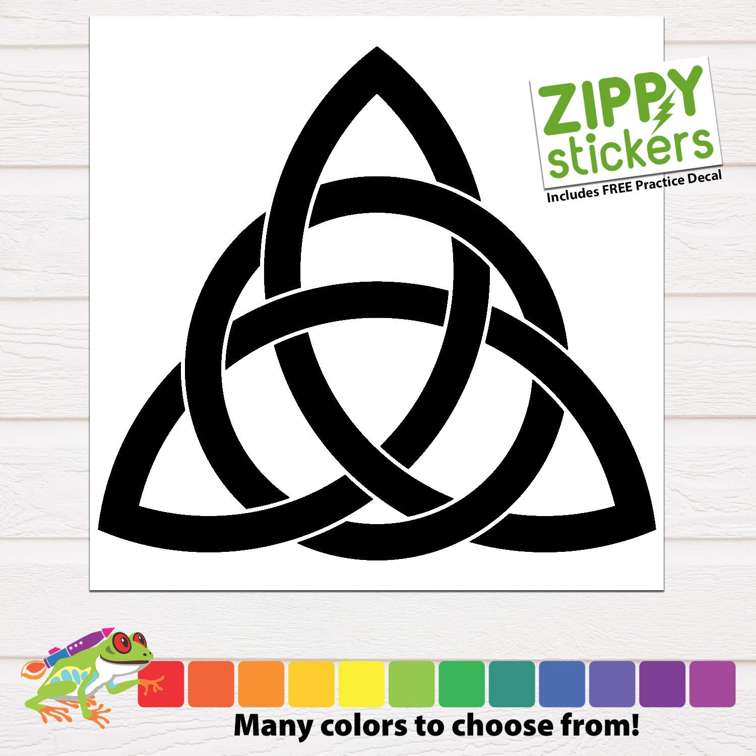 Celtic knot Decal Sticker