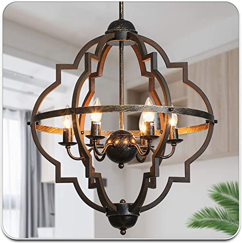 Chandelier Light Fixture,Farmhouse Chandelier