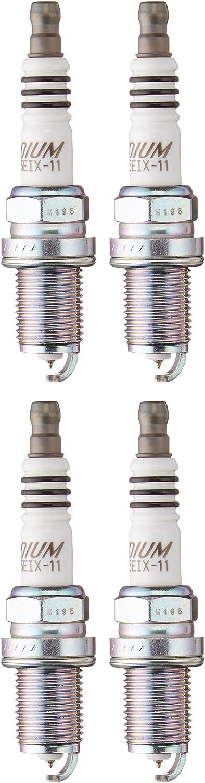 NGK Resistor Sparkplug BPR5ES for Kawasaki MULE 610 4x4 2005-2009