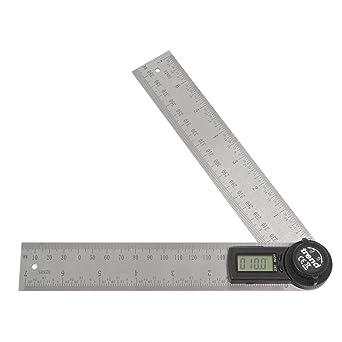 Miter Gauge 27 Angle Règle Mesure Scie à table Rapporteur D/'angle Woodwork Outil