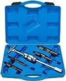 FreeTec 5pc Blind Inner Internal Bearing Puller Slide Hammer Set