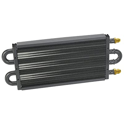 Derale 13311 Series 7000 Tube and Fin Cooler Core,Black: Automotive