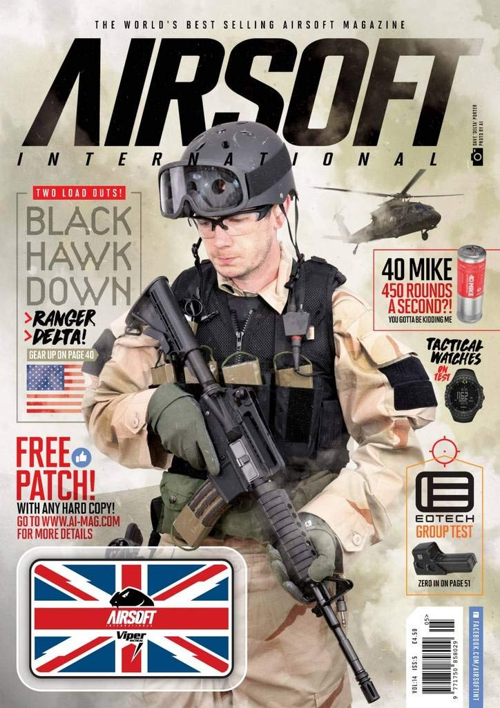 Amazon.com Airsoft International Kindle Store