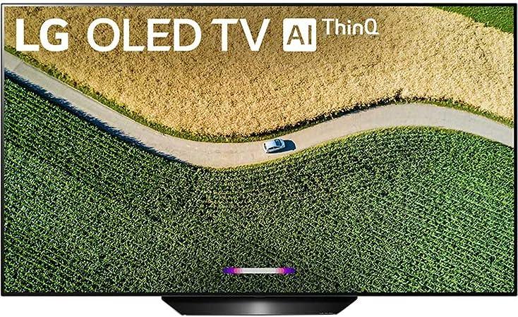 LG OLED55B9PUA B9 Series 4K Ultra HD Smart OLED TV: Amazon.es: Electrónica