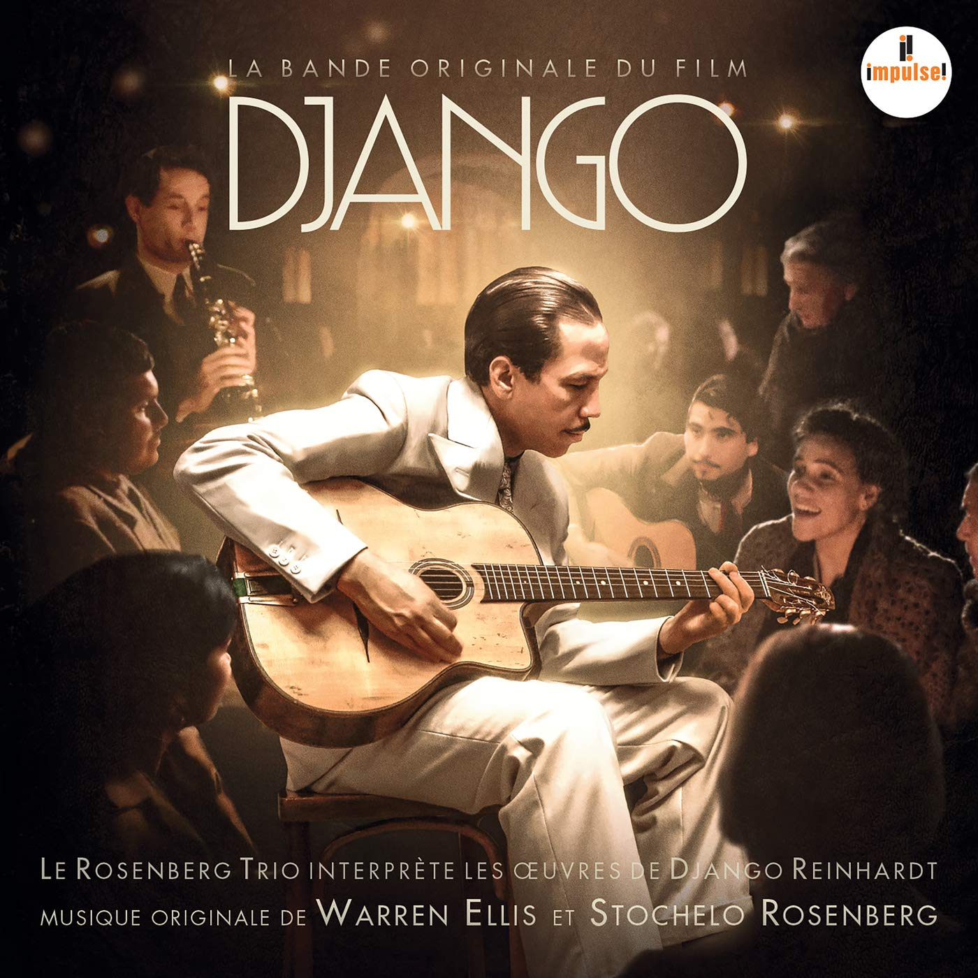 Django (Original Soundtrack) by Impulse Records