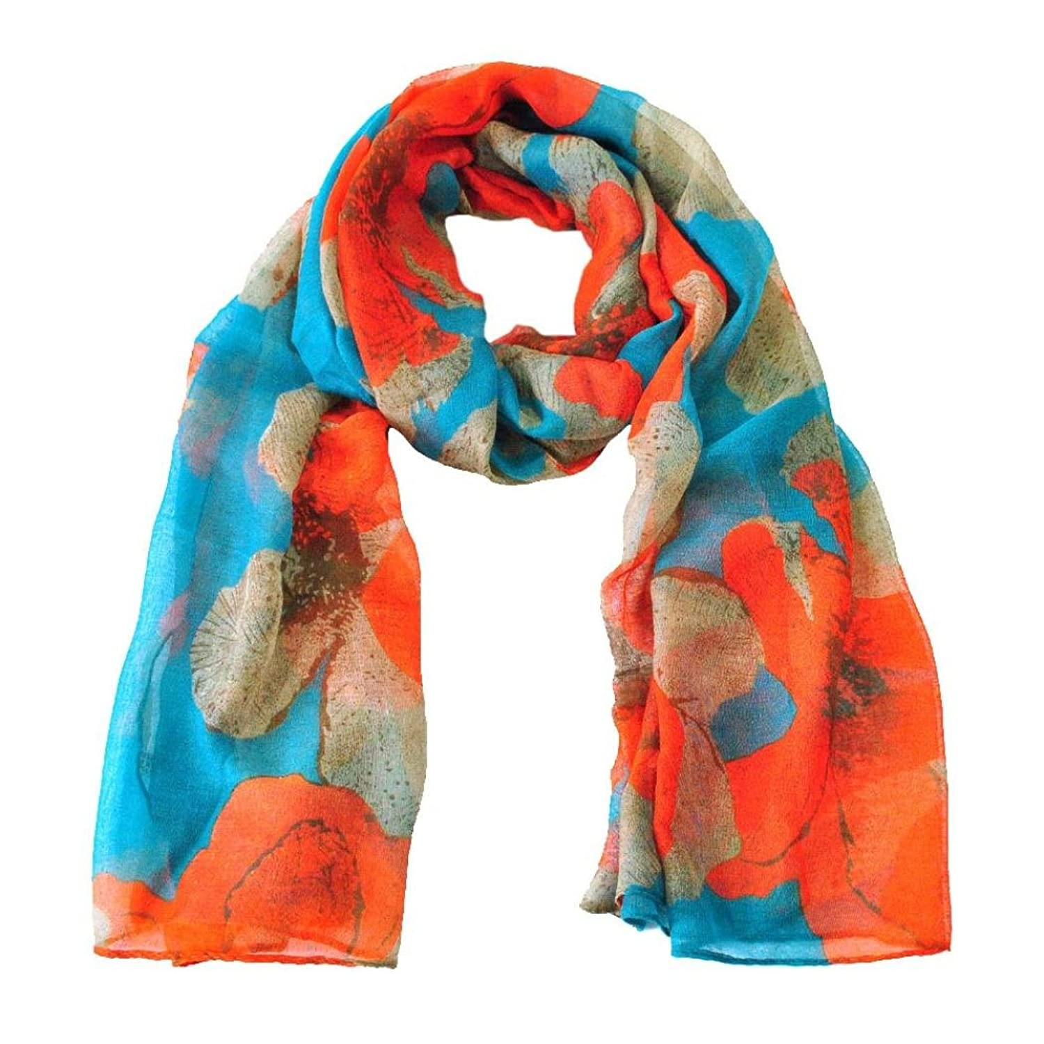 Womail 2017 Women Girls New Fashion Printed Cotton Flax Scarf Long Section Of Scarves