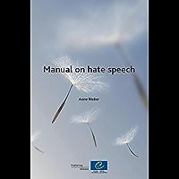 Manual on hate speech (English Edition)