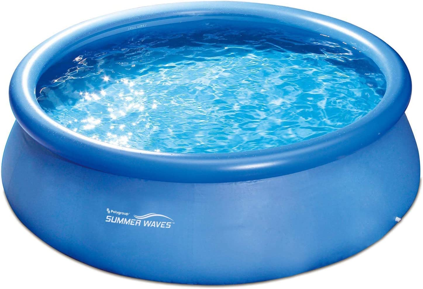 Summer Waves Fast Set Quick Up Piscina 366 x 91 cm swimming pool ...