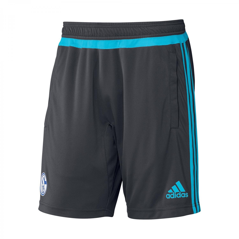 Adidas Herren Trainingsshorts Schalke 04 Training
