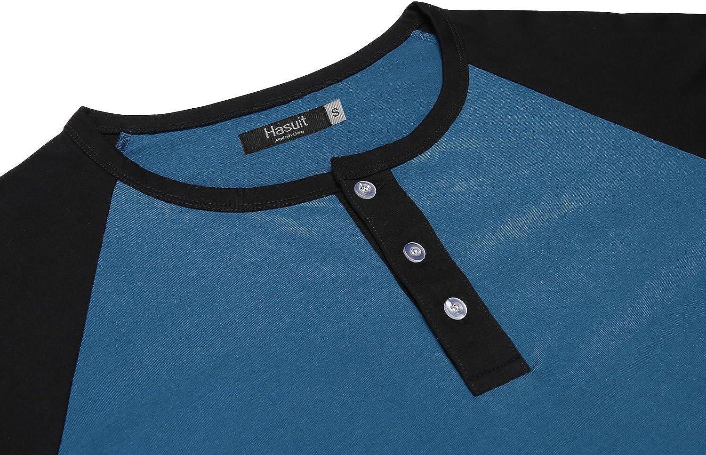 Giulot Mens Regular-Fit Striped Button Down Short Sleeve Slim-Fit Dress Shirts
