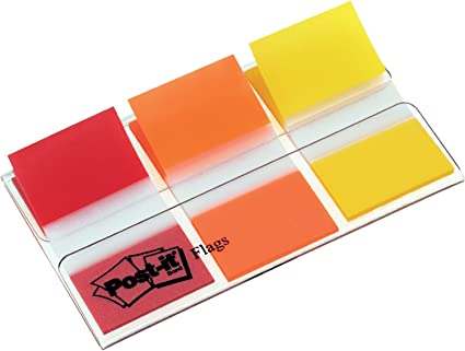 Post-It 680-ROYEU - Dispensador de banderitas (60 unidades por pack)