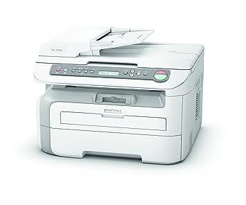 Ricoh Aficio SP 1200S - Impresora Multifuncional láser ...