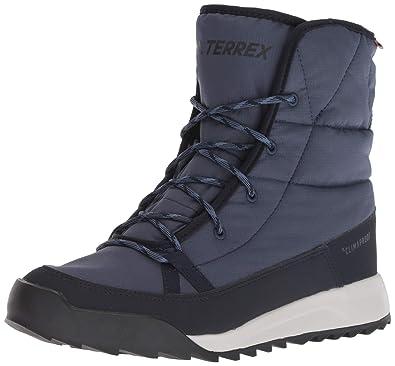 9ce47164d60b8 adidas Outdoor Women's Terrex Choleah Padded CP Trace Blue/Legend Ink/Black  6.5 B