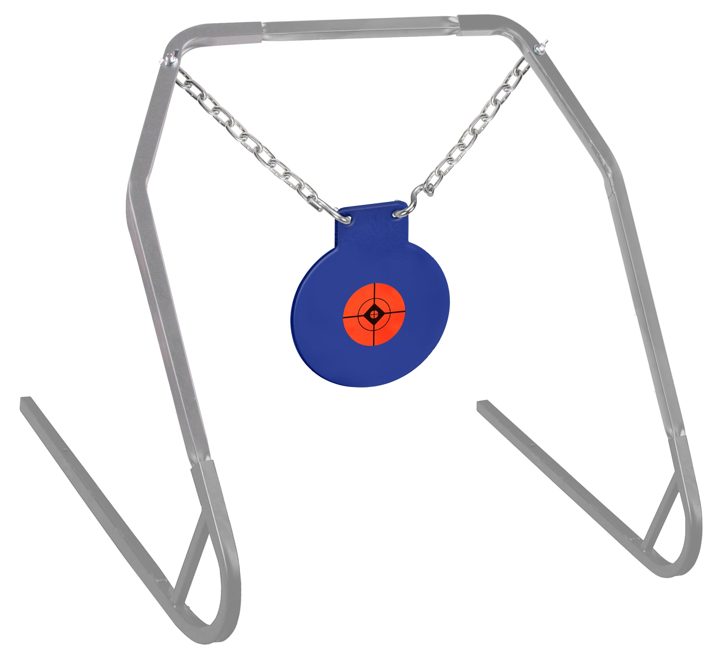 Gunpowder Gear 8'' Gong Shooting Target with Stand