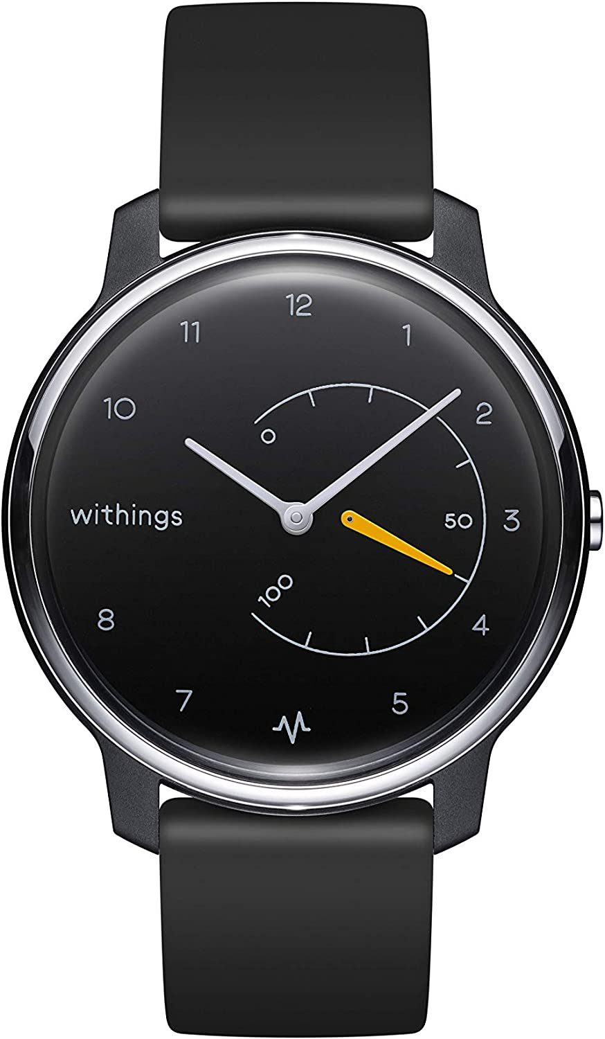 Withings - Reloj Híbrido inteligente con ECG