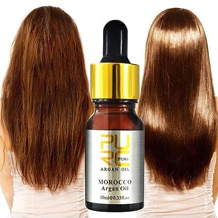 Argan Oil para el cuidado del cabello Cabello Seco, esencia aceite Cuidado Del Cabello aceite