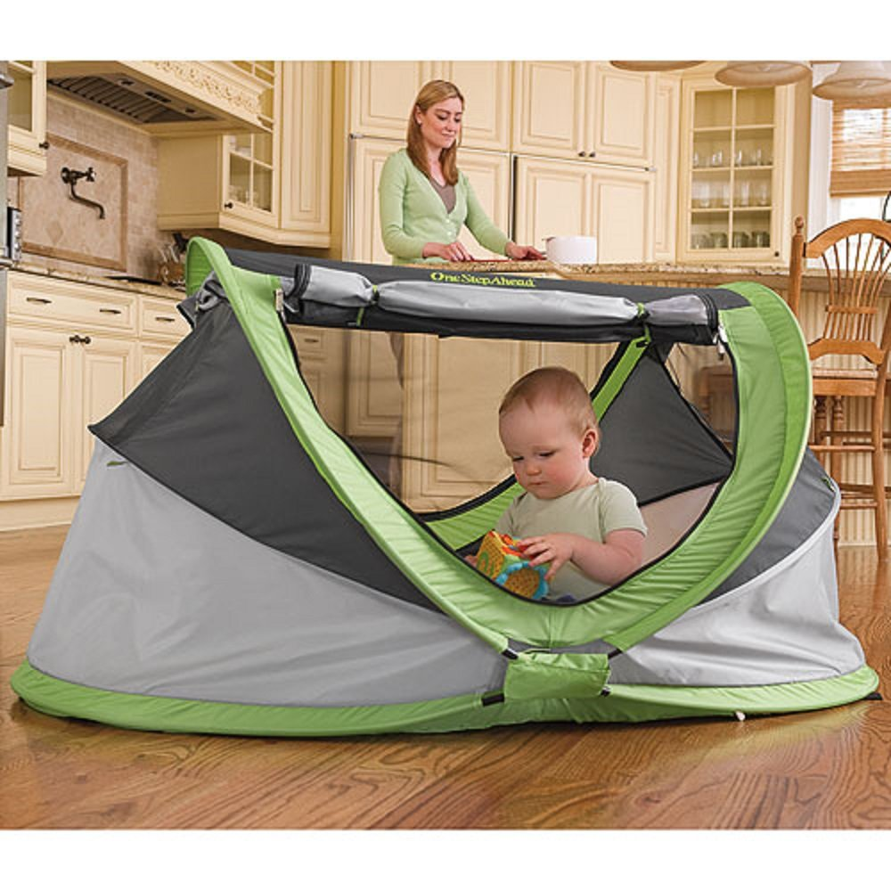 Peapod Portable Baby Bed