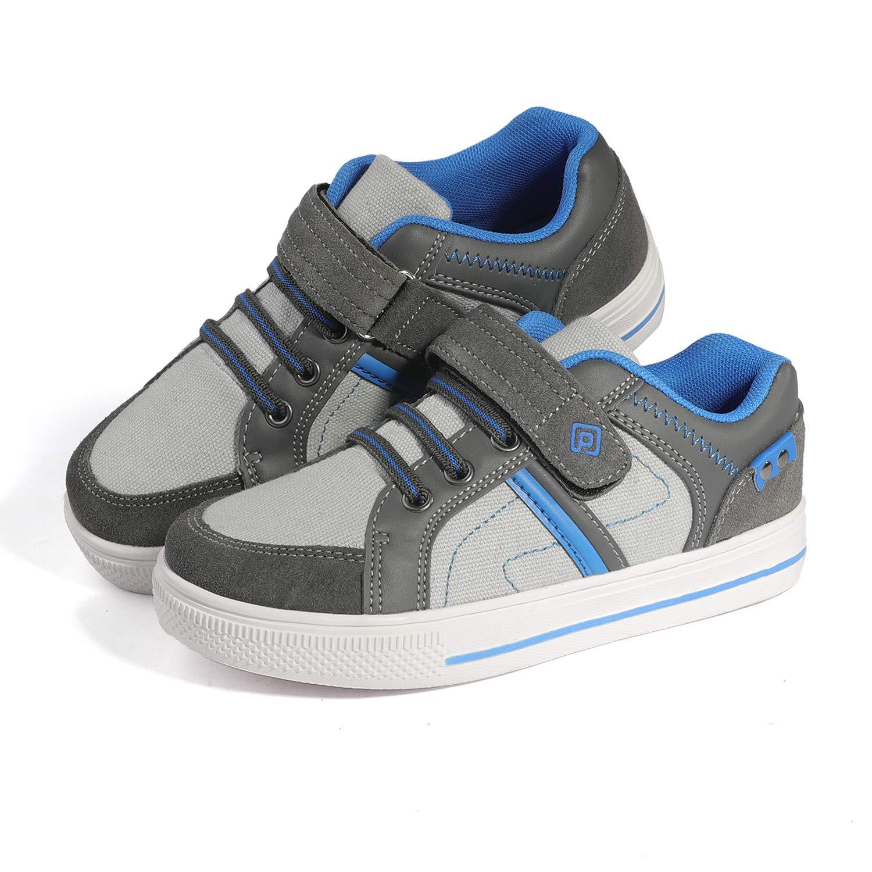 DREAM PAIRS Baskets Mode Chaussures Scolaires pour Mixte Enfant